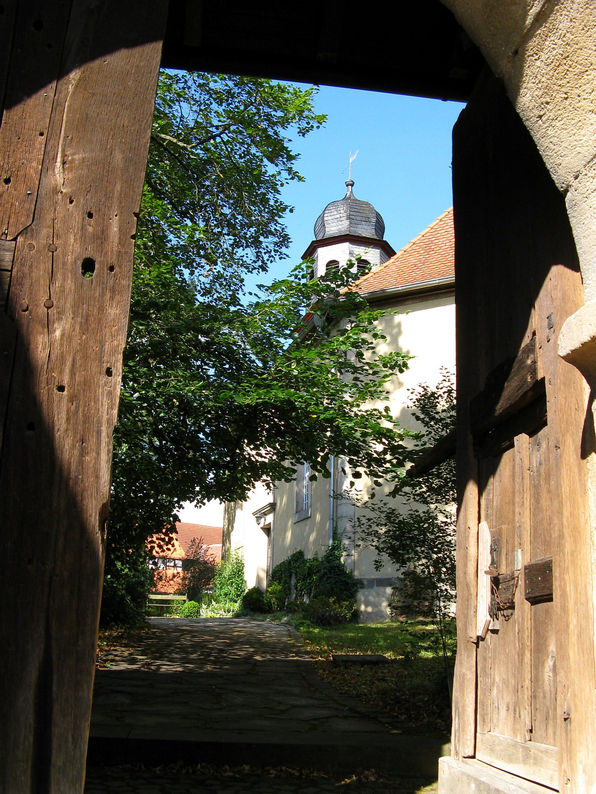 Kirche in Knüllwald-Berndshausen