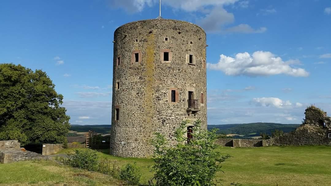 Burg Hohenburg