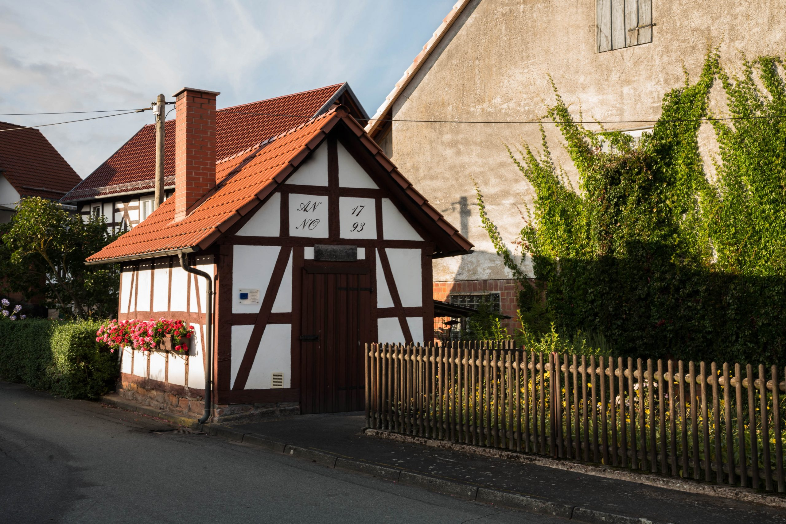 Backhaus in Hainrode